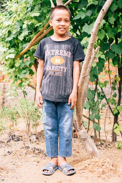 Sponsor Titus from Myanmar