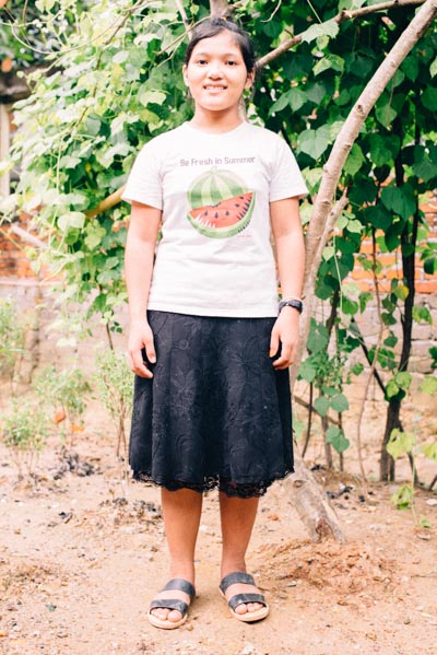 Sponsor Manaiya from Myanmar