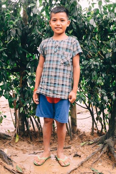 Sponsor Saymin from Myanmar