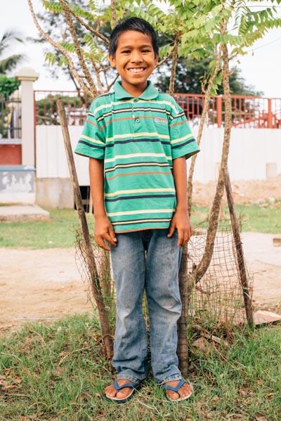 Sponsor Wint from Myanmar