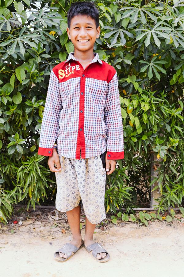 Sponsor Jangkho from Myanmar