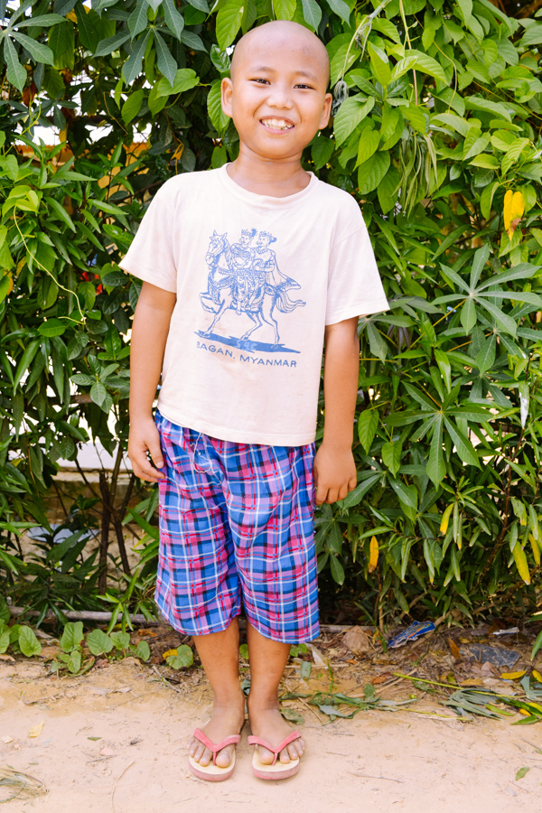 Sponsor Seigou from Myanmar