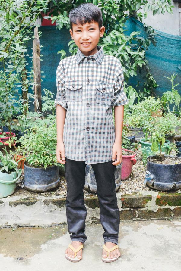 Sponsor Suanpy from Myanmar