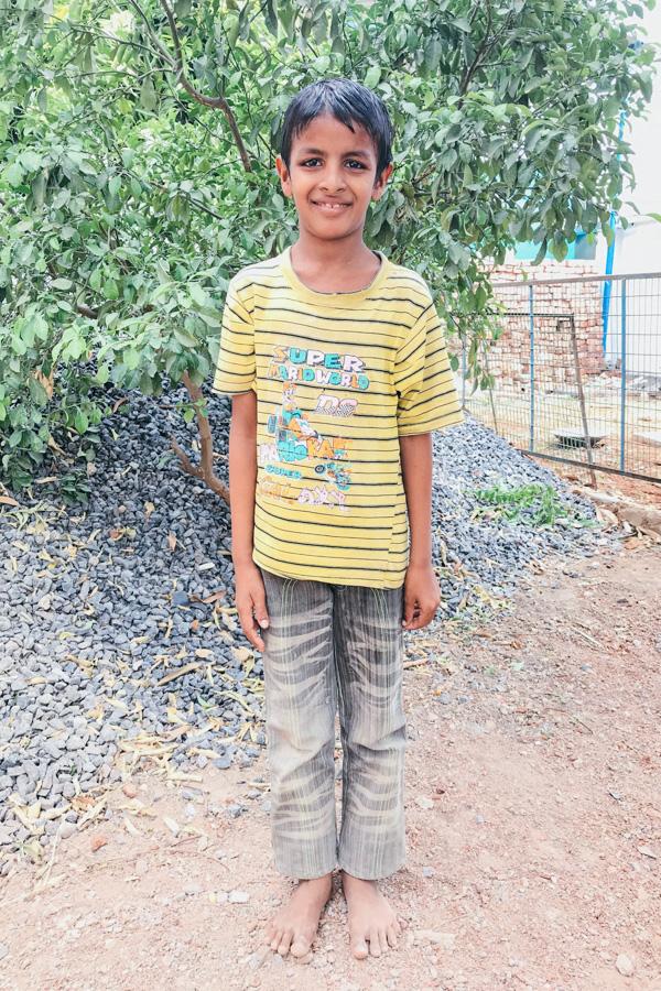 Sponsor Ganesh from India