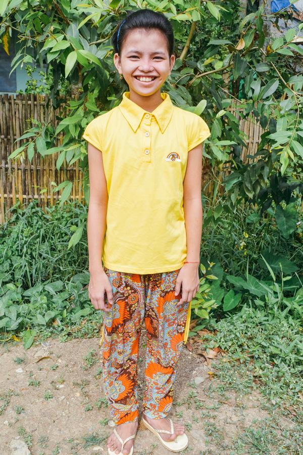 Sponsor Gaungpi from Myanmar