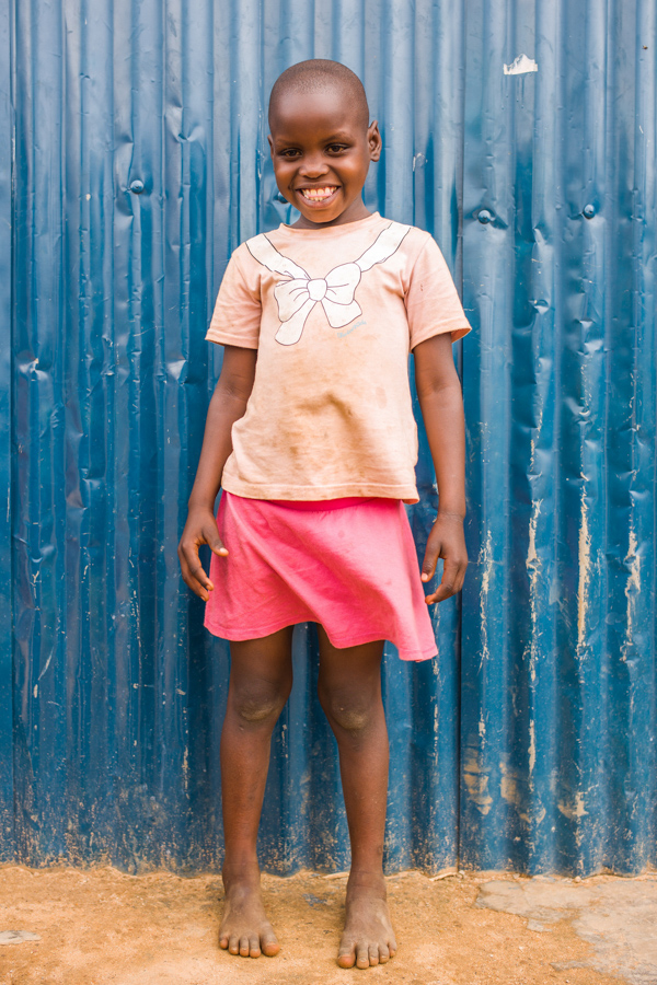 Sponsor Bridget from Uganda