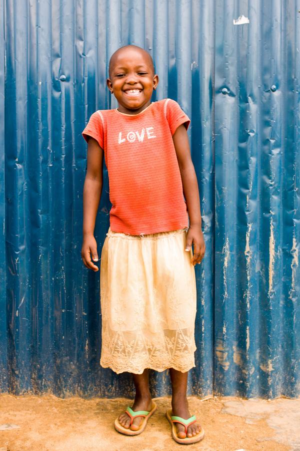 Sponsor Esther from Uganda