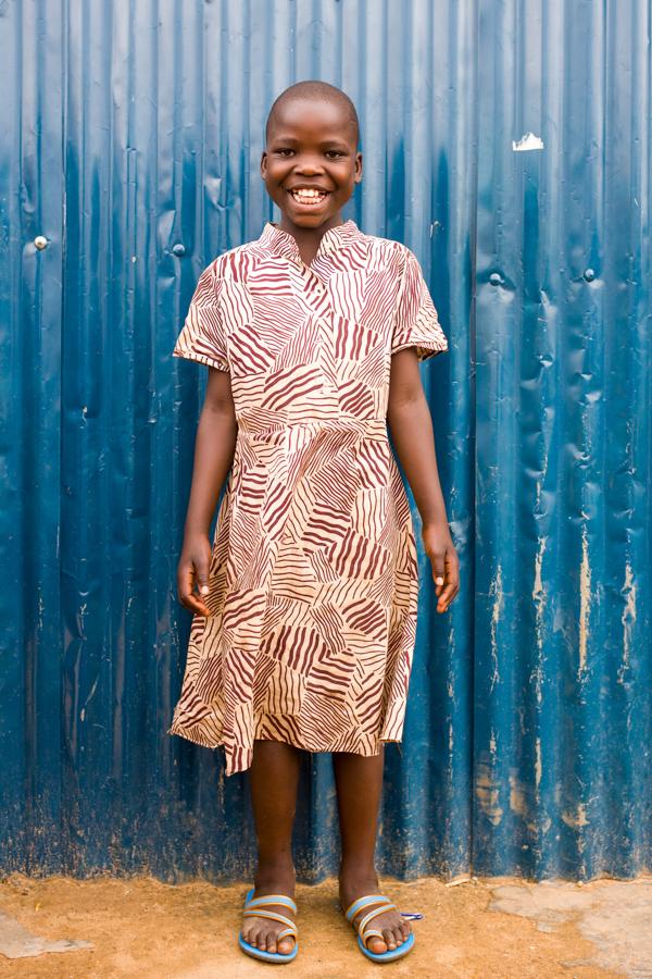 Sponsor Fedelesi from Uganda