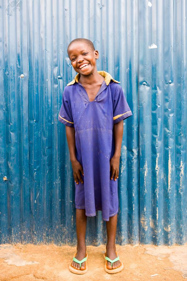 Sponsor Joyce from Uganda