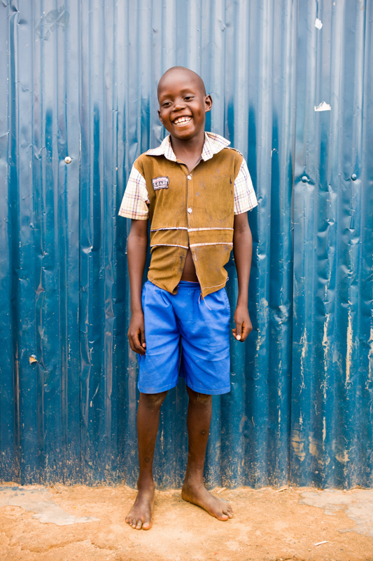 Sponsor Plassy from Uganda