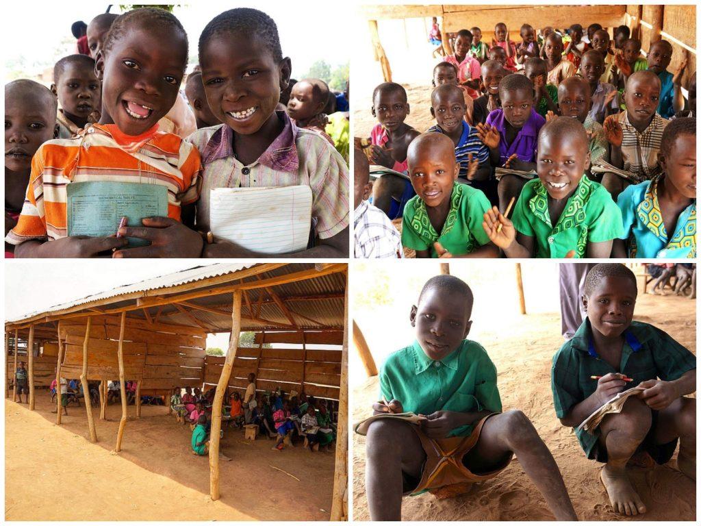 UgandaSchoolPicFrame