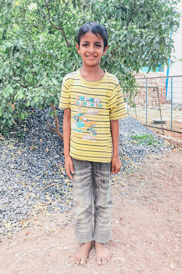 Sponsor Ganesh from India