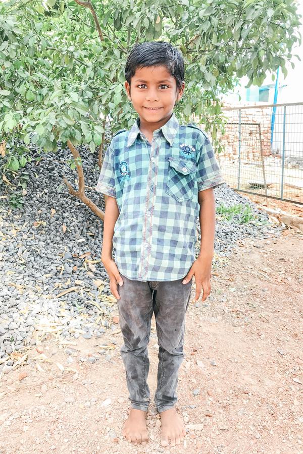 Sponsor Karthik from India