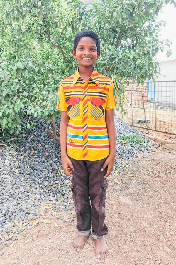 Sponsor Sathish from India