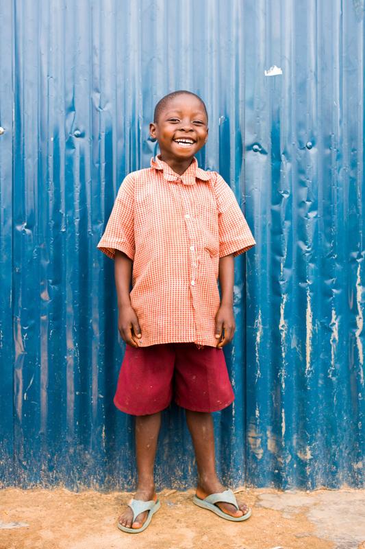 Sponsor Bbibi from Uganda