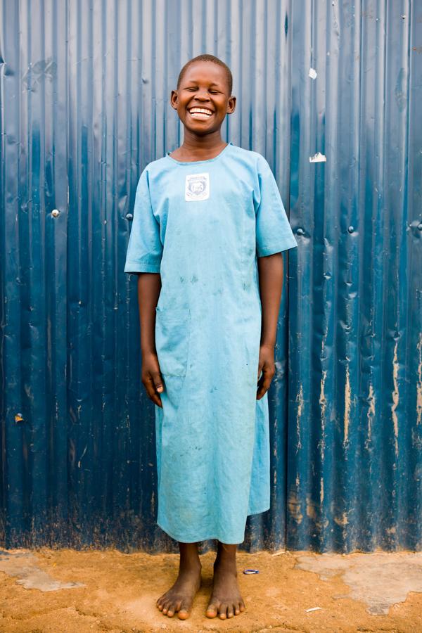 Sponsor Deborah from Uganda