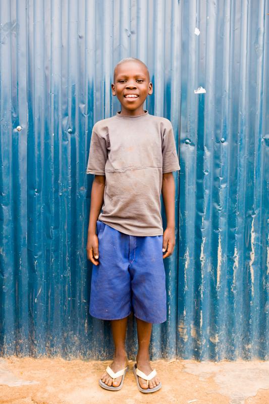 Sponsor Emmanuel from Uganda