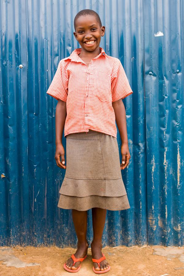 Sponsor Winnie from Uganda