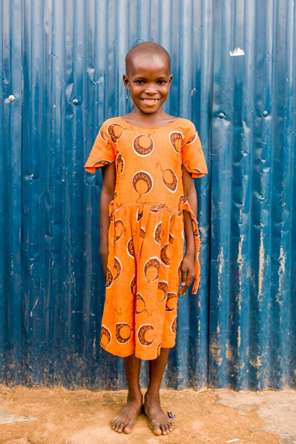 Sponsor Zuena from Uganda