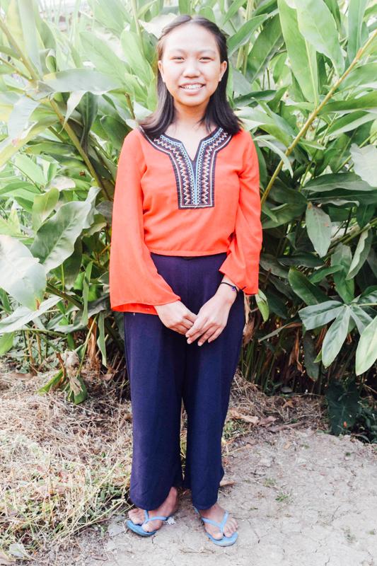 Sponsor Hinmanai from Myanmar