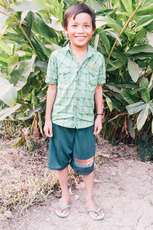 Sponsor Thangkin from Myanmar