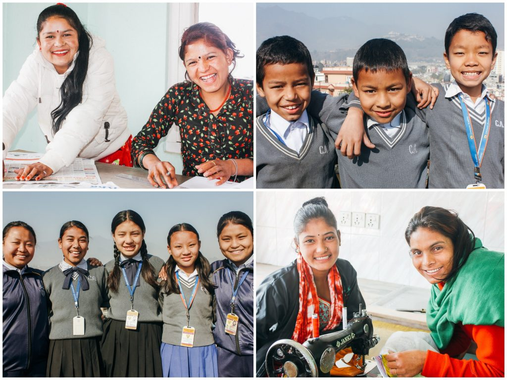 Orphan home students complete Nepali school year with high scores