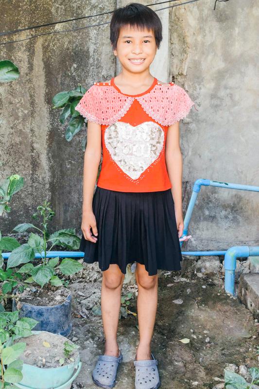 Sponsor Thanghlu from Myanmar