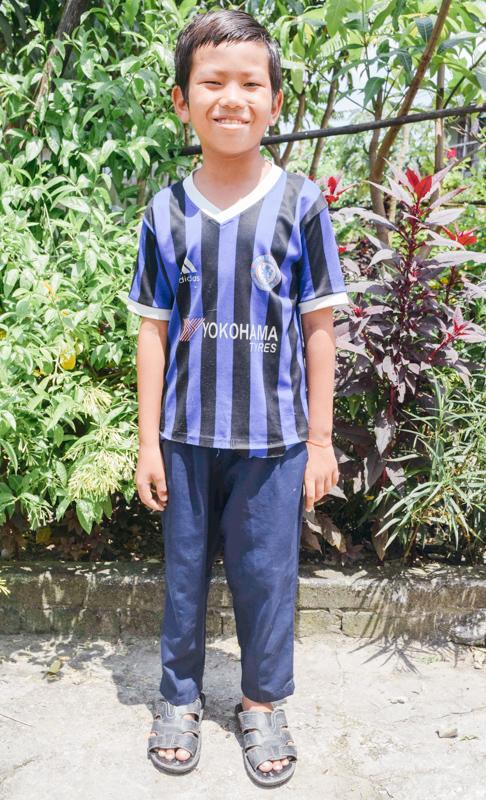 Sponsor Lumkawng from Myanmar