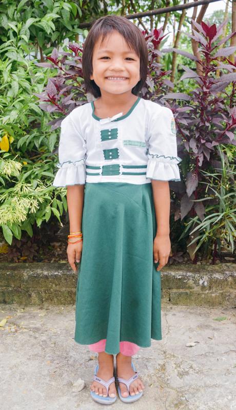 Sponsor Nihlei from Myanmar