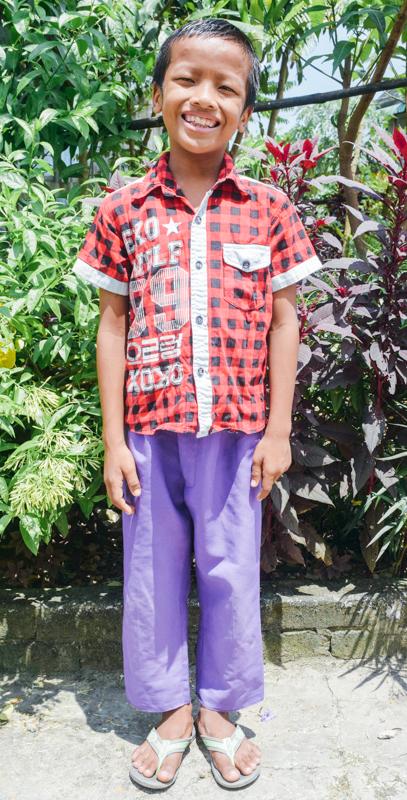 Sponsor Nunham from Myanmar