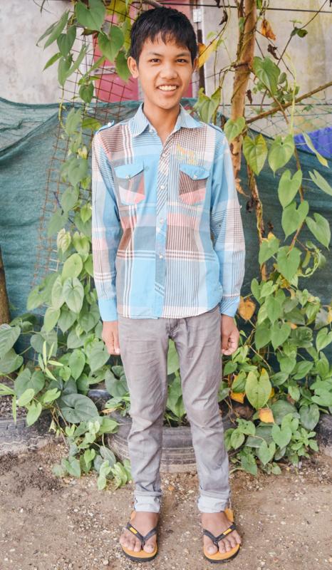 Sponsor Pho from Myanmar